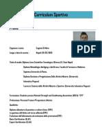 Curriculum Dott. Eugenio Di Maro Aggiornato B.Sc.