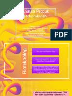 Tugas Bioteknologi Kelompok 2 Analisa Produk Rekombinan.pptx