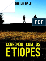 Correndo com os Etiopes - Danilo Balu
