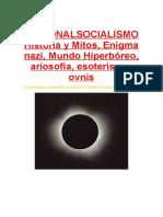 Anon - Nacional Socialismo Historia Y Mitos - -3