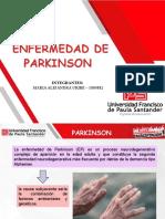 EXPOSICION ENFERMEDAD DE PARKINSON