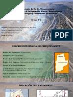 investigacion Chuquicamata