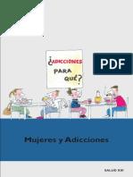 Guía del Ministerio de Igualdad '¿Adicciones para qué?'