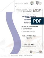 INSTRUCCION CLINICA BIOSEGURIDAD