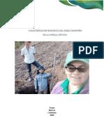 CARACTERIZACIÓN Y DESCRIPCIÓN TAXONÓMICA DE SUELOS EN LAS FINCAS DEL MUNICIPIO DE MARIPÍ