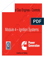 Module 4 - Ignition Systems - QSK60G