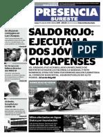 PDF Presencia 15 de Junio de 2020