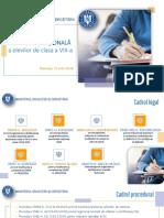 Evaluarea Nationala 2020 - Proceduri, Calendar si Etapa Speciala