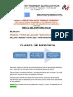 TALLER # 2. MEMORIA Y TEORIA DE LA DANZA FOLCLORICA EN COLOMBIA