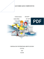 ECONOMIA ACTIVIDAD 9 TALLER EMPRESA EN MERCADOS COMPETITIVOS - Saque 4,0 (1)