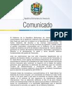Venezuela Denuncia Detención Irregular de Alex Saab en Cabo Verde