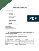 Plan de Vigilancia Covid-19