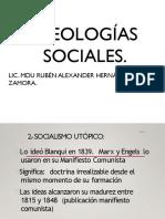 Ideologias Sociales