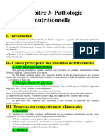 nutrition cours 3