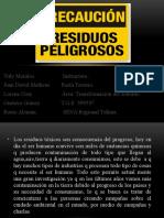 RESIDUOS PELIGROSOS -expo-