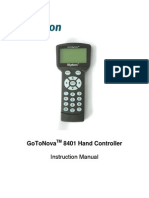 8401 Manual