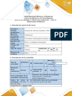 Guía de actividades y rúbrica de evaluación - Fase 2 - Observación Reflexiva (3)