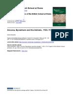 Ancona, Byzantium and the Adriatic, 1155–1173