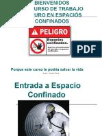 DIAPOSITIVA DE ESPACIOS CONFINADOS