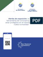 Diseño Gacetilla Coronavirus Uy