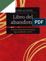 Acosta - Libro de los desposeídos