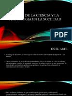 IMPACTO DE LA CIENCIA Y LA TECNOLOGIA