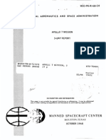 Apollo 7 Mission, 3 Day Report