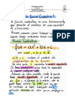 LECCION 6 - Función cuadrática - 2do CICLO.pdf