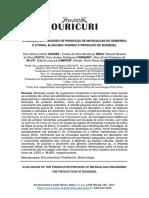 biodiesel UFAL