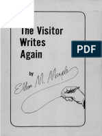 The Visitor Writes Again