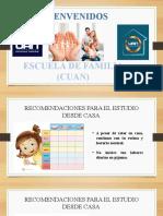Presentación Escuelas De Familia