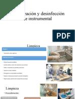 Esterilización y desinfección de instrumental.pptx