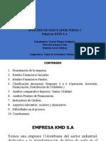 Estructura modelo junta directiva