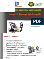 Semana1 Sistemas de Informacion