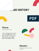 Case History SEO - Francisco Nardi