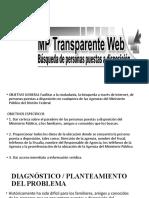 mp transparente