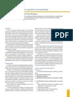 Trastornos específicos del aprendizaje - PDF