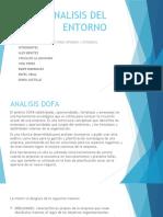 . ANALISIS ENTORNO-MATRIS DOFA Y CRUZAADA
