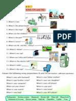 Grammar for Beginners Unit 4