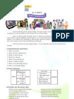 Grammar for Beginners Unit 9