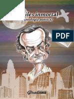 Aquiles inmortal (Antología) - Editorial Giraluna, 2020 - Libro Digital