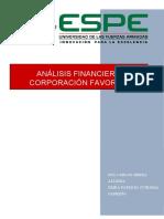CORPORACIÓN FAVORITA- CUJILEMA PARREÑO PATRICIA