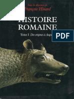 Hinard, François (dir.) - Histoire romaine T. I, Des origines à Auguste(2001, Fayard) - libgen.lc.pdf