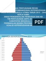 Fasilitasi Penyusunan Revisi GDPK