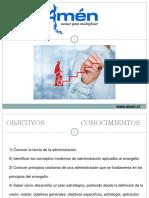 Amén_Administración_Unidad I