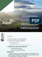 Valoracion ambiental en Guatemala