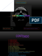 PERITACION CRIMINOLOGICA