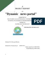 dynamic News portal .pdf