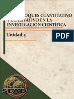 Los enfoques cuantitativo cualitativo y mixto_en_la_investigacion_científica_U5