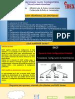 Proveer Internet Los Clientes Con DHCP Server 2